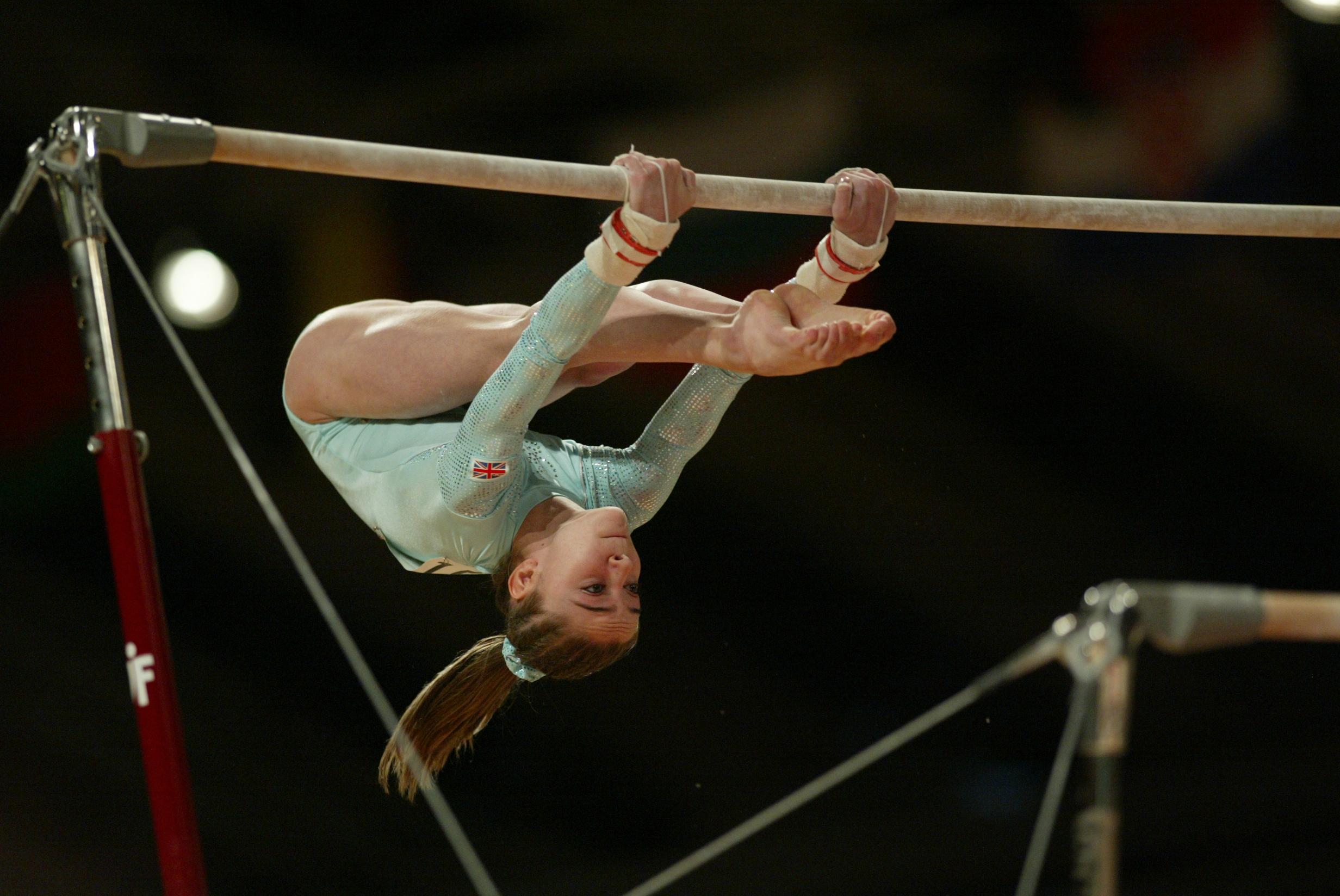 Gymnastics competition smugmug gymnastic studio portrait view